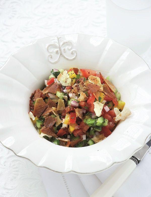 salata fatous