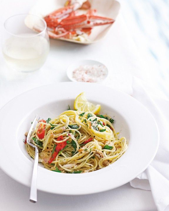 spaghetti-me-kavouri-lemoni-kai-tsili