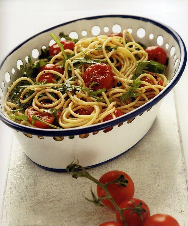 Mukoniatiki spaghetada