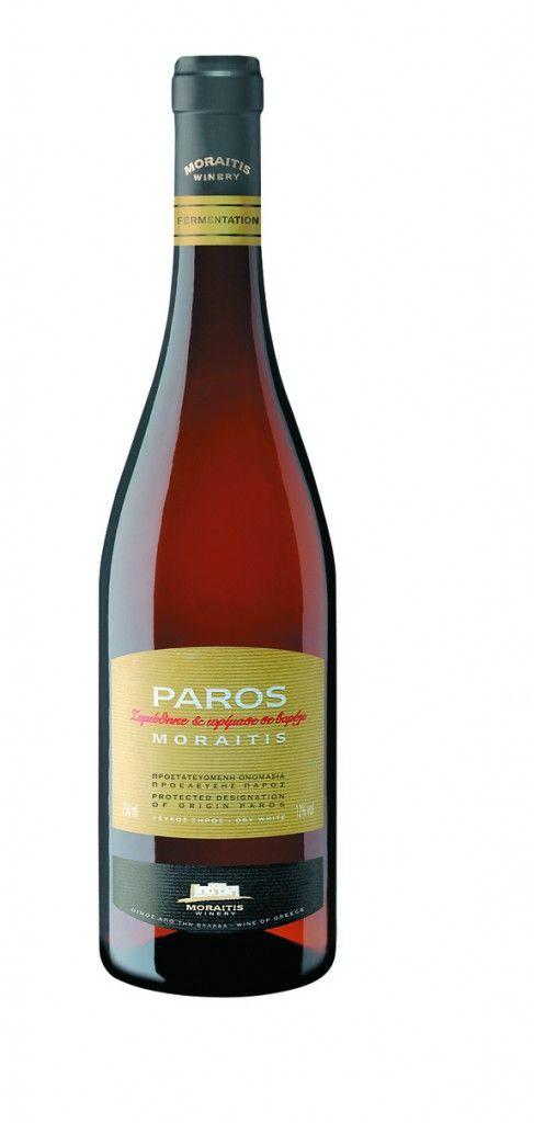 PAROS WHITE oak-2014