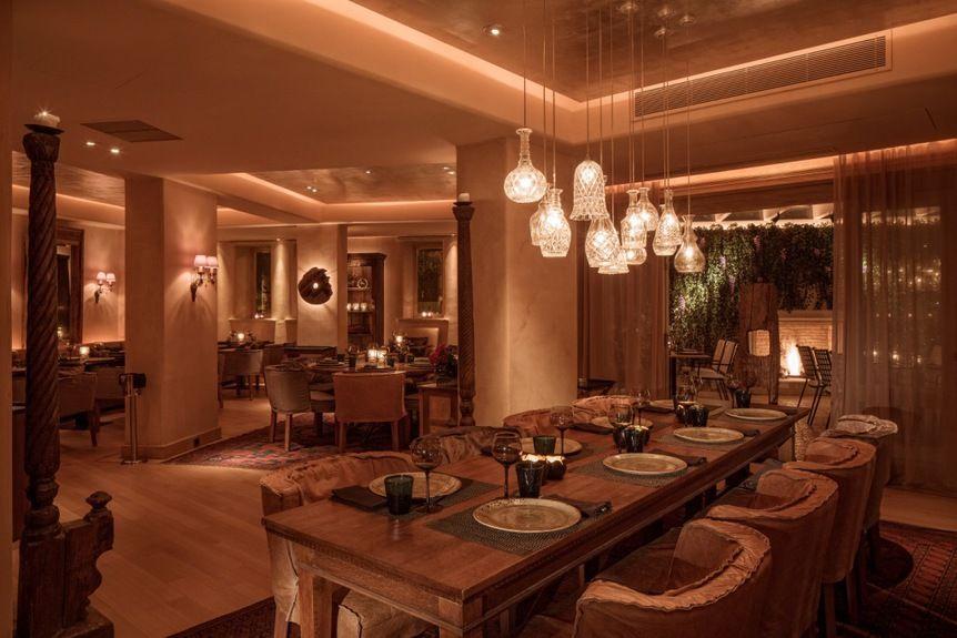 (D1) Dining - Baku