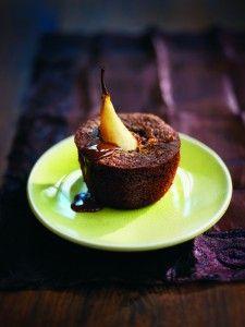 Pear cakes