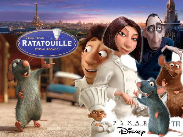 ratatouille afisaedited