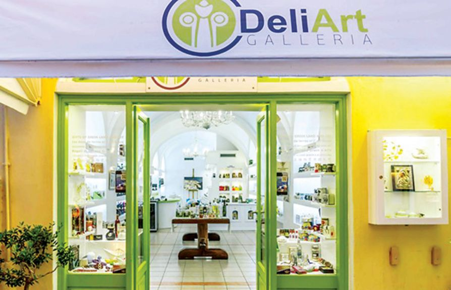 DELI-ART-GALLERIA