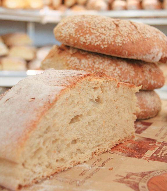 καρβέλι ψωμί