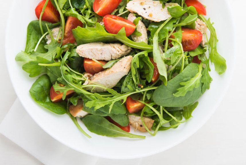 salata-me-roka anoigma