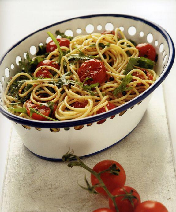 Mukoniatiki-spaghetada