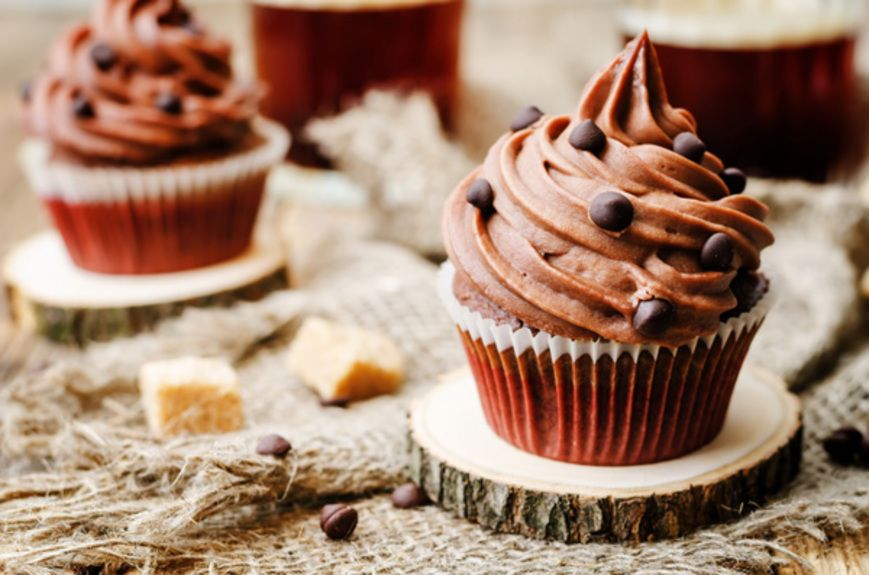 Cupcakes-sokolatas