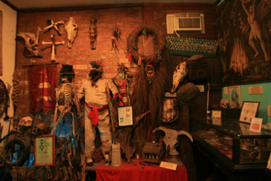 voodoo museumedited