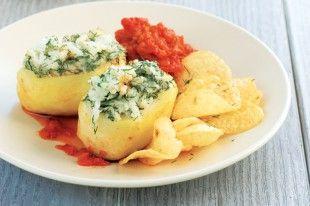 ANOIGMA-patates-me-mpakaliaro