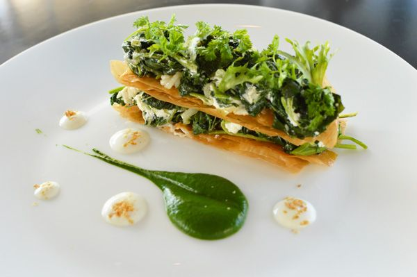 Greens-Pie