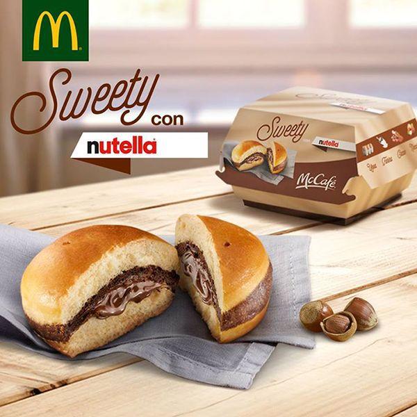 nutella-burger