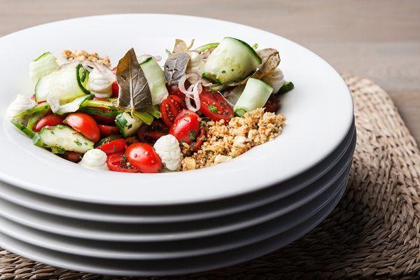 Ελληνική-σαλάτα