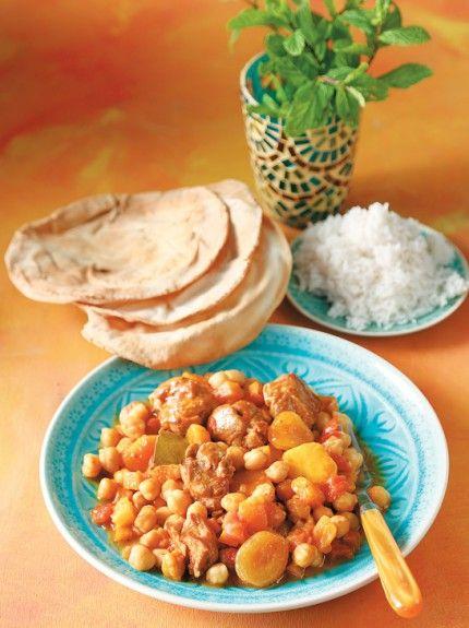 Αρνάκι μαροκάνικο με κολοκύθα c0d5ef1fc0b