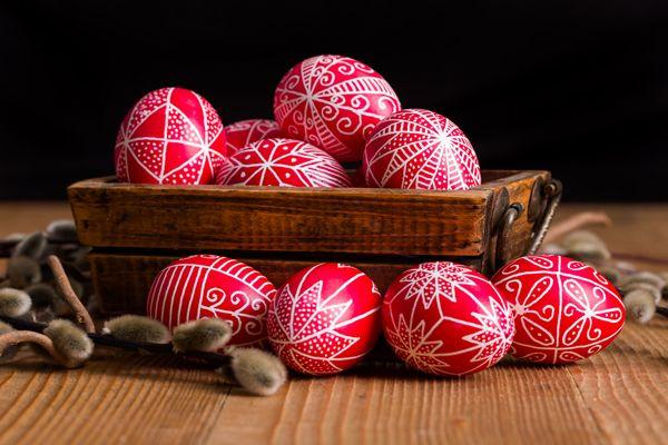 Προσοχή! Μην φας τα κόκκινα αβγά σε αυτήν την περίπτωση! 2