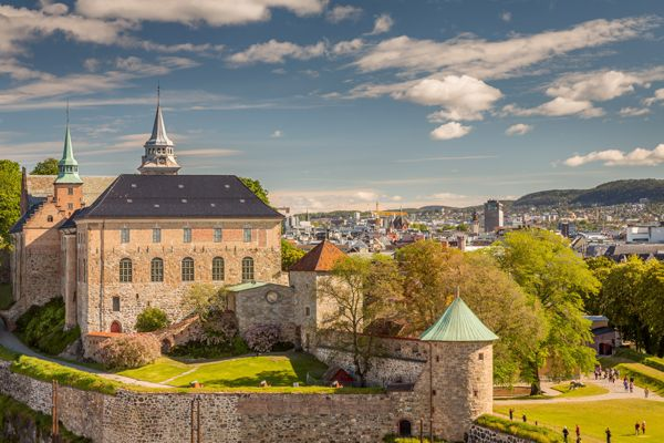 Akershus-Fortress-Oslo