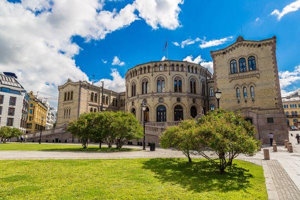 Oslo-parliament