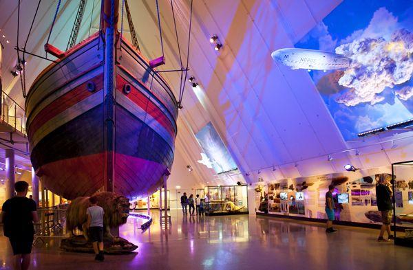 The-Fram-Museum