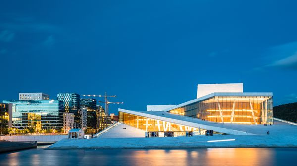 The-Oslo-Opera-House