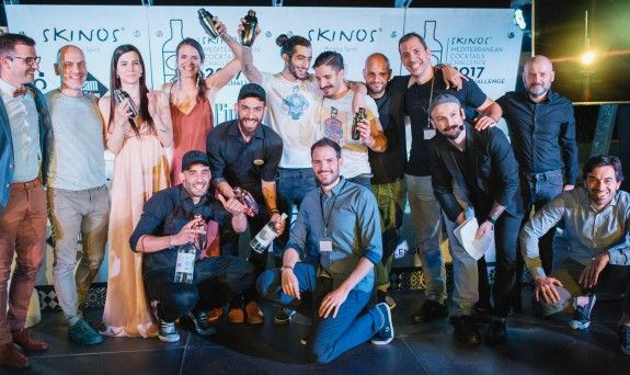 Skinos MCC 2017 The Final - Top 3 lineup