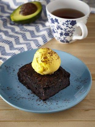 brownie avocado tel