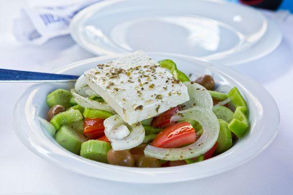 horiatiki-salata