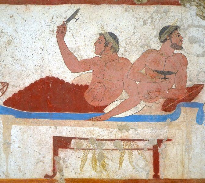 Τι έτρωγαν καθημερινά οι Αρχαίοι Έλληνες και ήταν τόσο δυνατοί και υγιείς;
