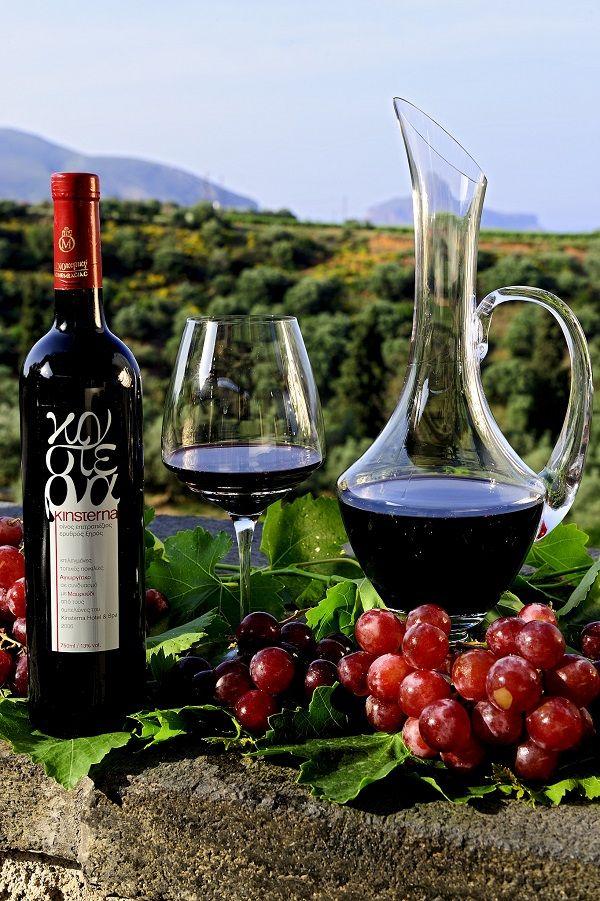 Kinsterna Wine mikri