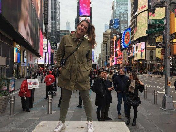 madame ginger new york