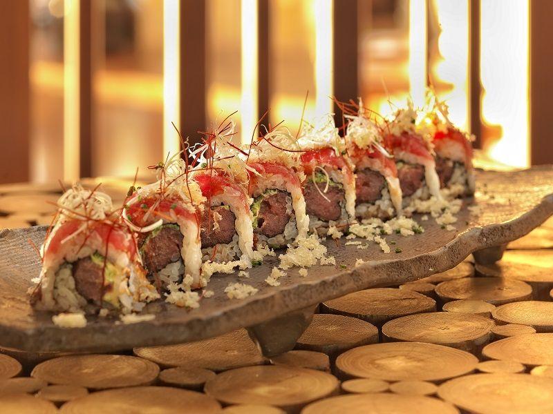 Matsuhisa special roll
