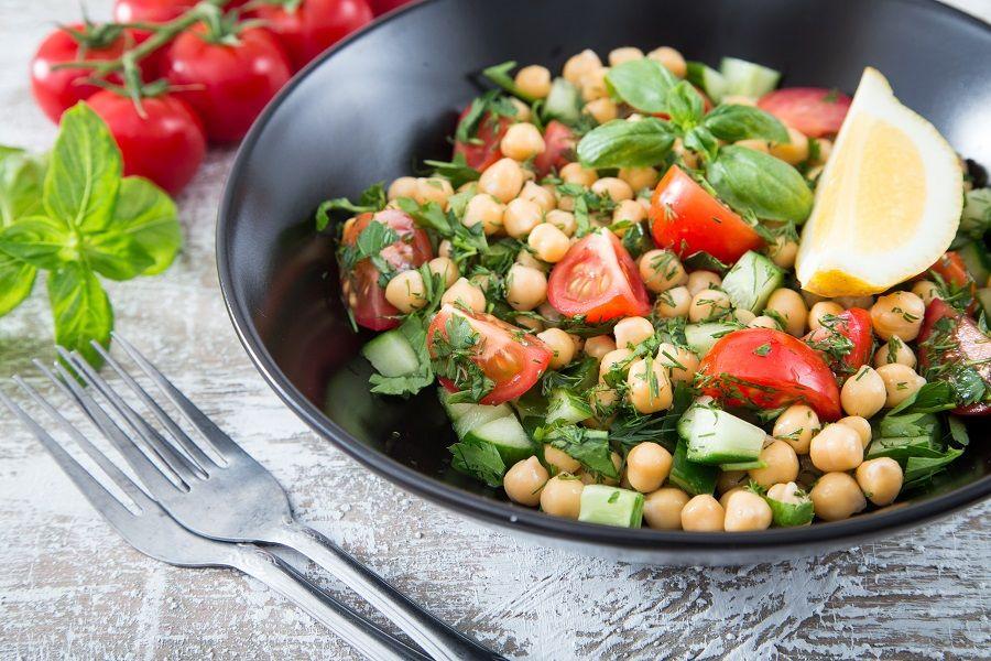 droseri salata me revithia