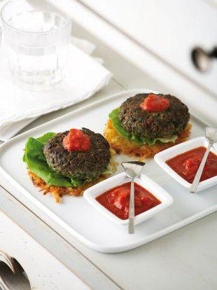 SPANAKI-burger