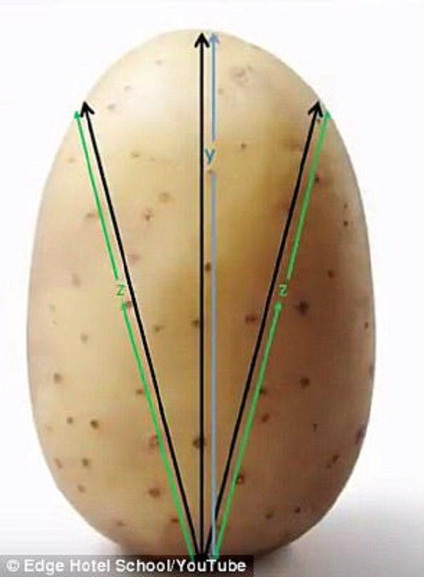 cutting_the_potato_diagonally