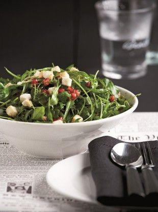 prasini salata tis tuxis