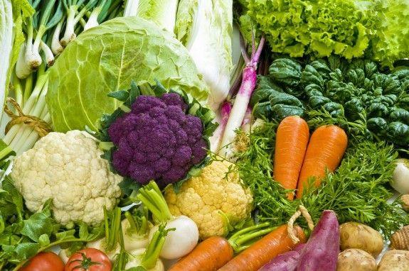 12563503 - vegetables set