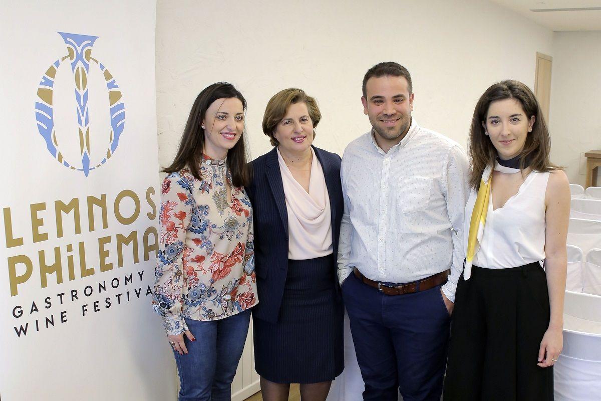 Eleftheria Konstantara, Periferiarxis Xristiana Kalogirou, Antheia Kotsi, Alexandros Alexandrou