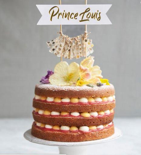 jamie royal cake