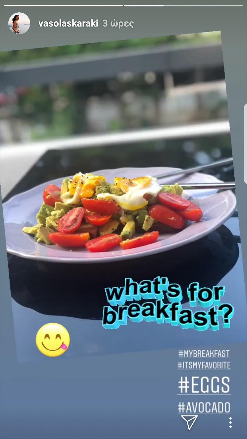 Βάσω Λασκαράκη: Η πρότασή της για το πιο εύκολο υγιεινό πρωινό