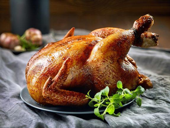 To απίστευτο μυστικό για να πετύχετε το τέλεια ξεροψημένο κοτόπουλο